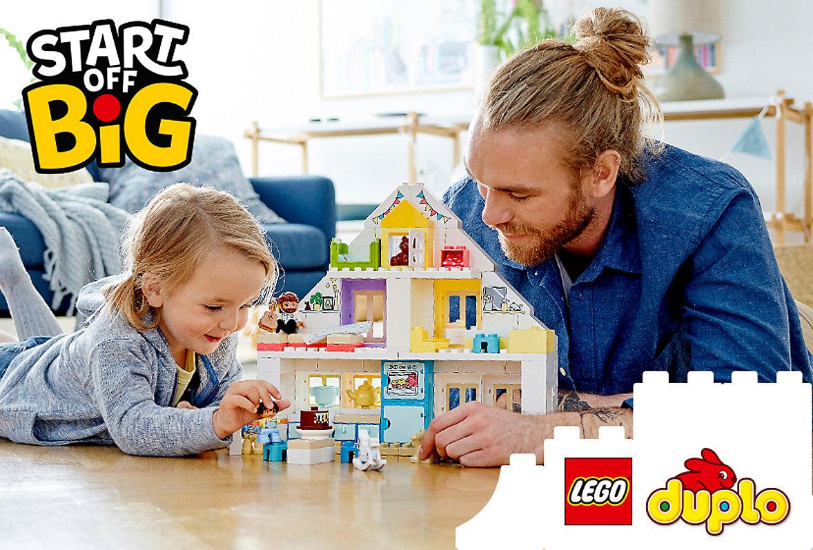 LEGO Duplo Start off BIG