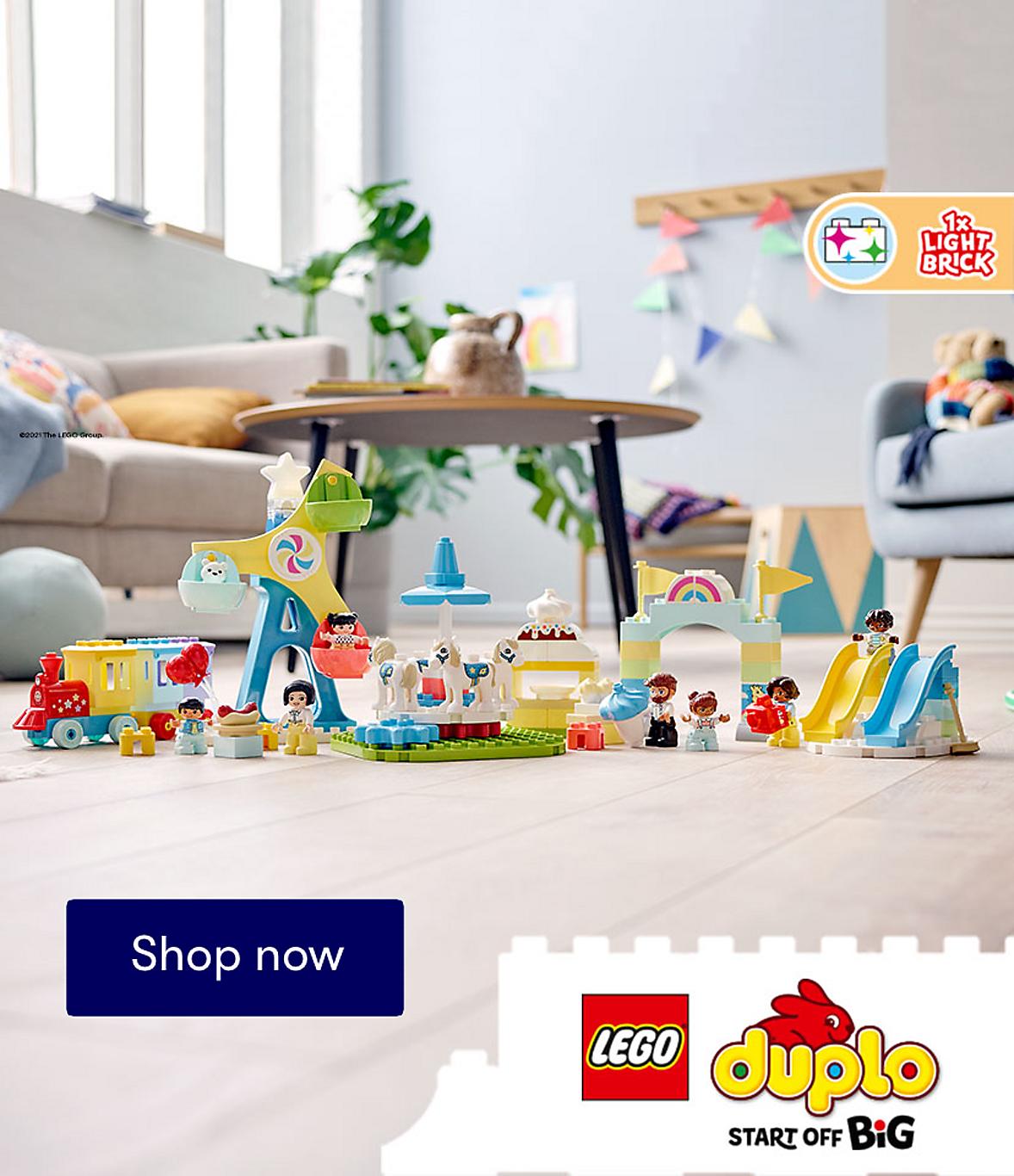 Shop LEGO duplo