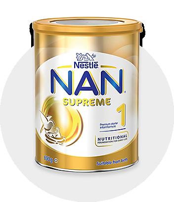 Nestle Supreme Baby Formula