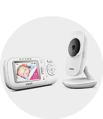 Vtech Full Colour Video & Audio Baby Monitor