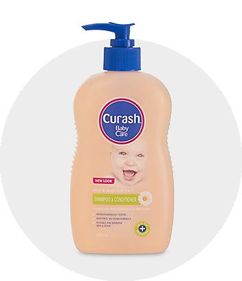 Curash 2 In 1 Shampoo & Conditioner