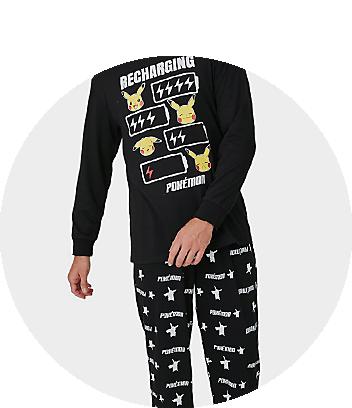 mens pyjama sets
