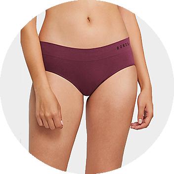 Purple Women's Bikini Briefs