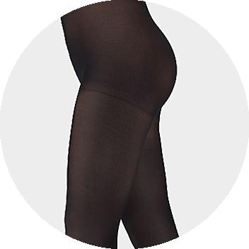 Women's Black Stockings