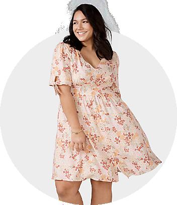 womens plus size dresses