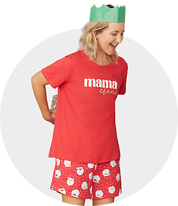 womens christmas clothing