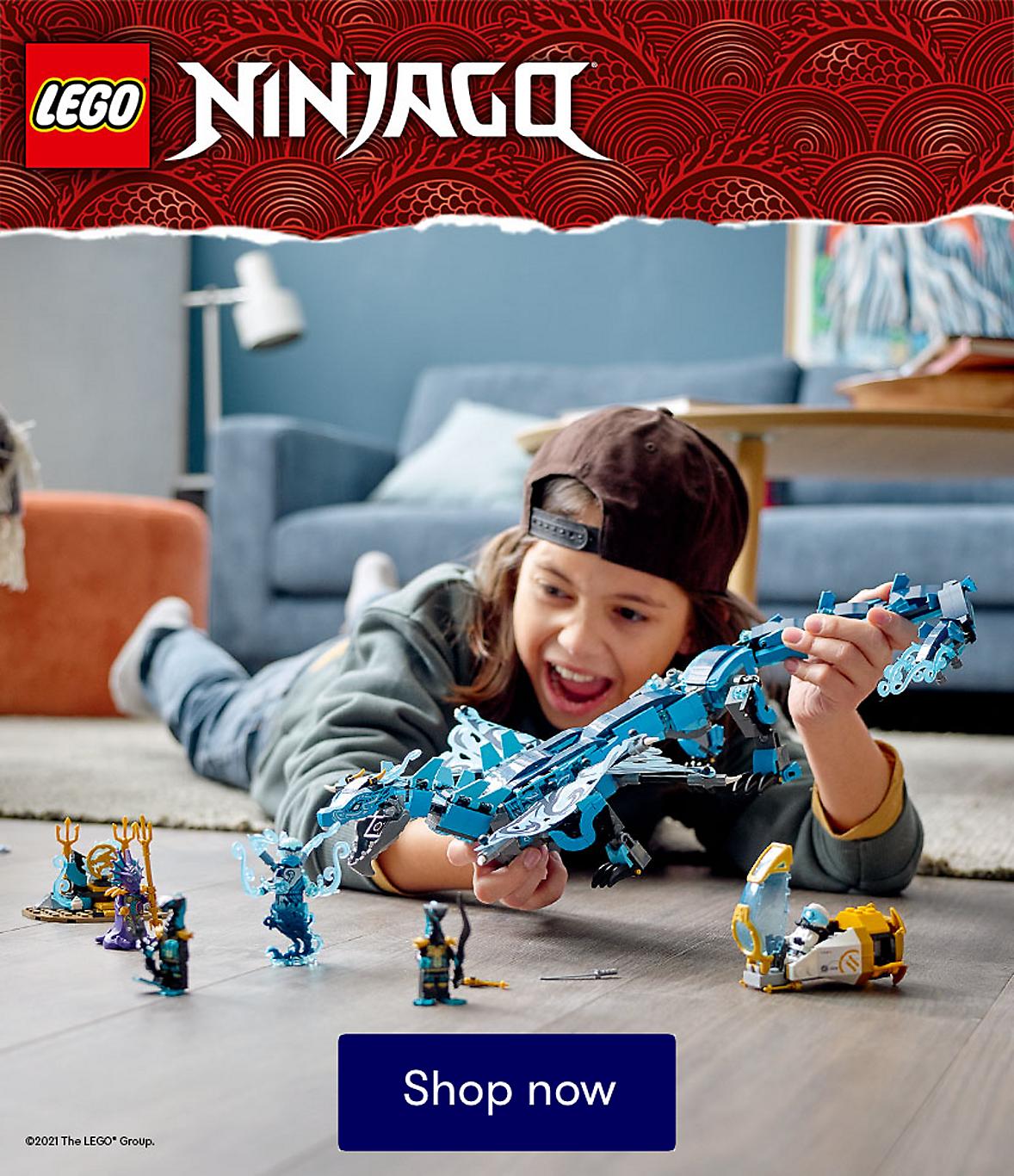 Shop LEGO Ninjago
