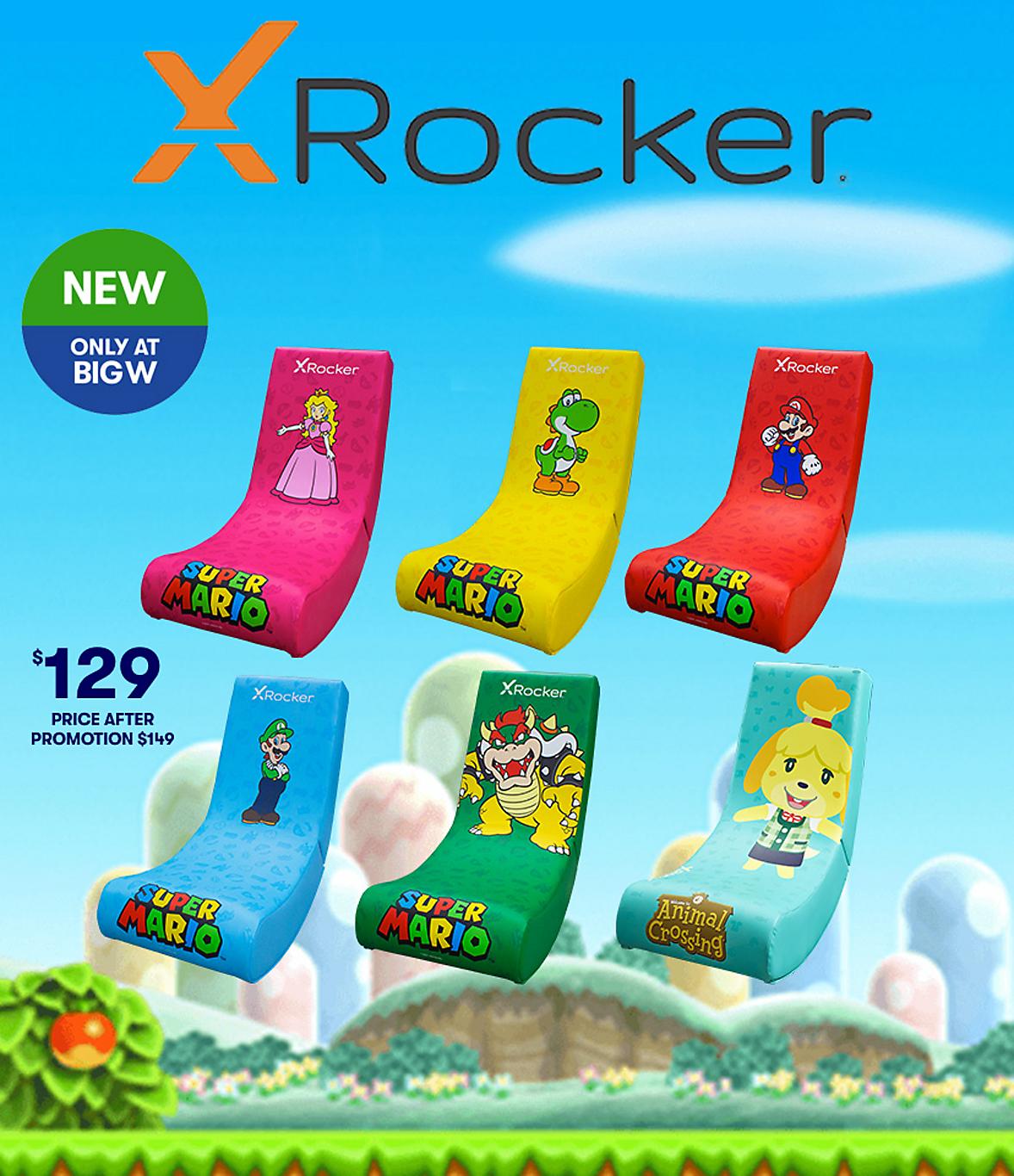 XRocker