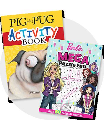Shop Kids Activity Books