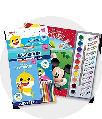 Shop Kids Activity & Stationery Books