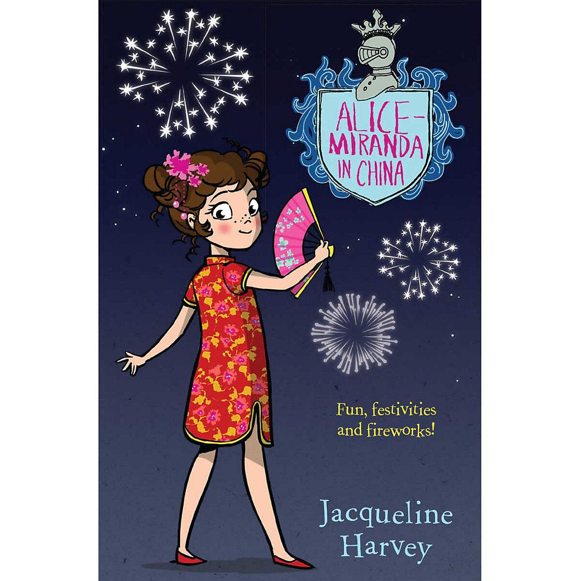 Alice Miranda In China - Jacqueline Harvey