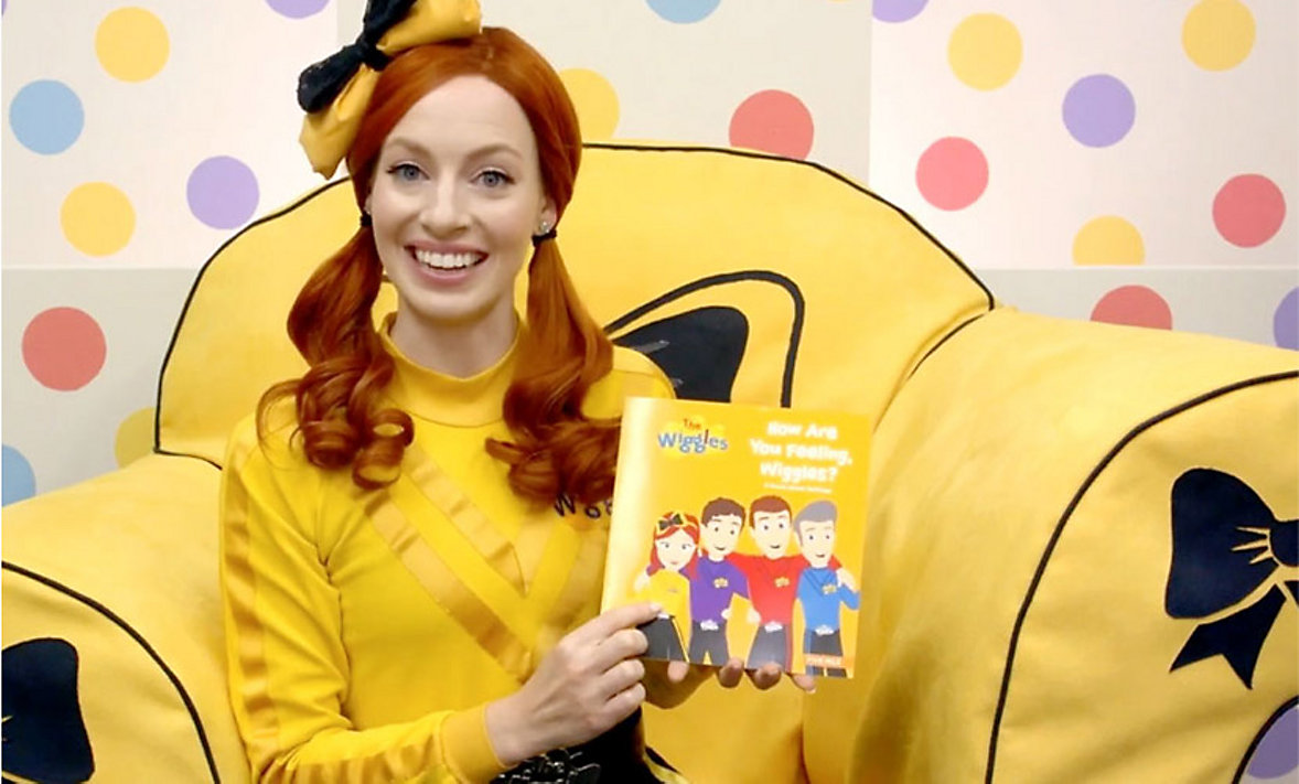 Big Days at Home Storytime with The Wiggles