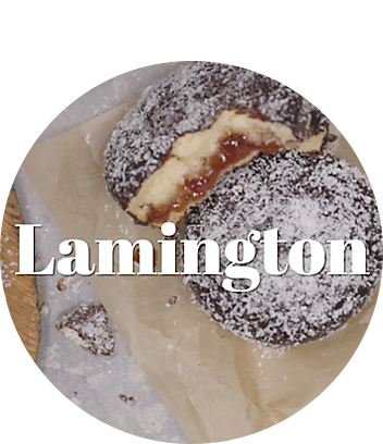 Make Lamingtons in your pie maker