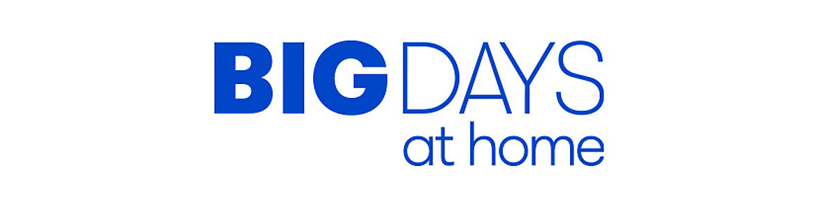 Big Days at Home Logo