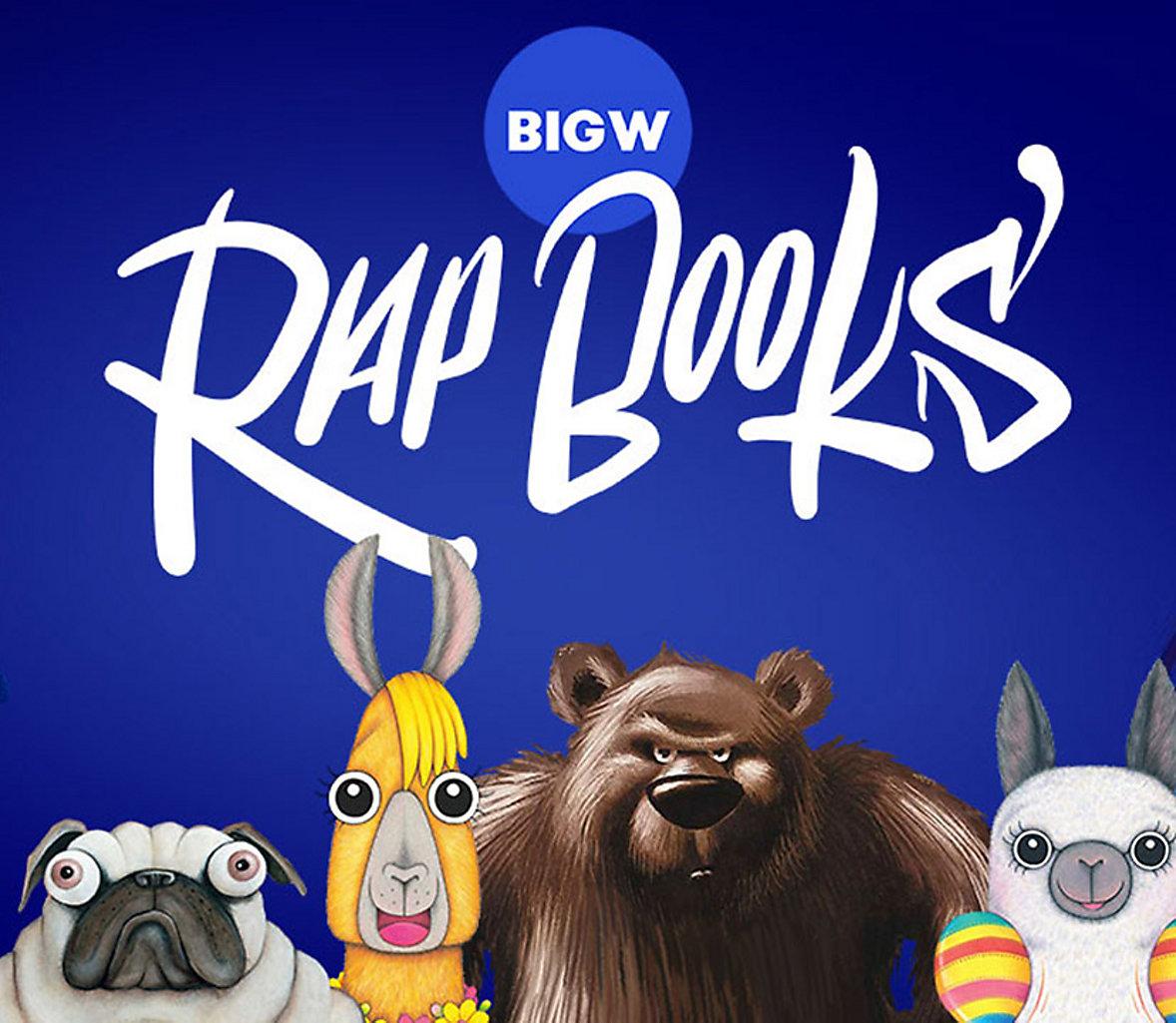 Big Days at Home Rapbooks