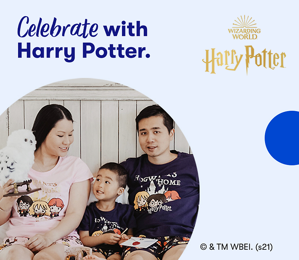Celebrate 20 years of Harry Potter