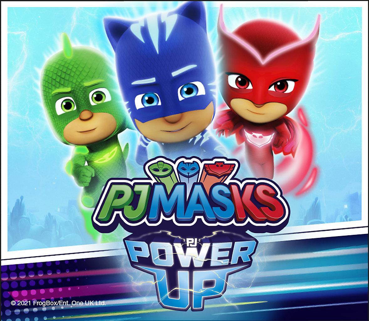 PJ Masks Power Up