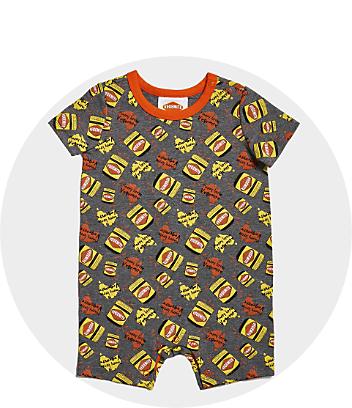 Vegemite Baby Bodysuit