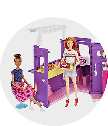 Barbie Brand Playsets