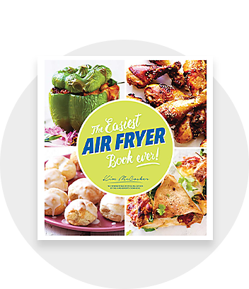 Air Frying Cookbooks