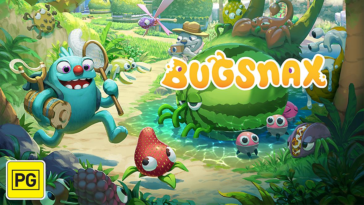 Bugsnax Coming Soon