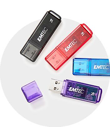 USB storage drives