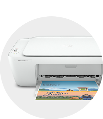 Printer and ink for the home office