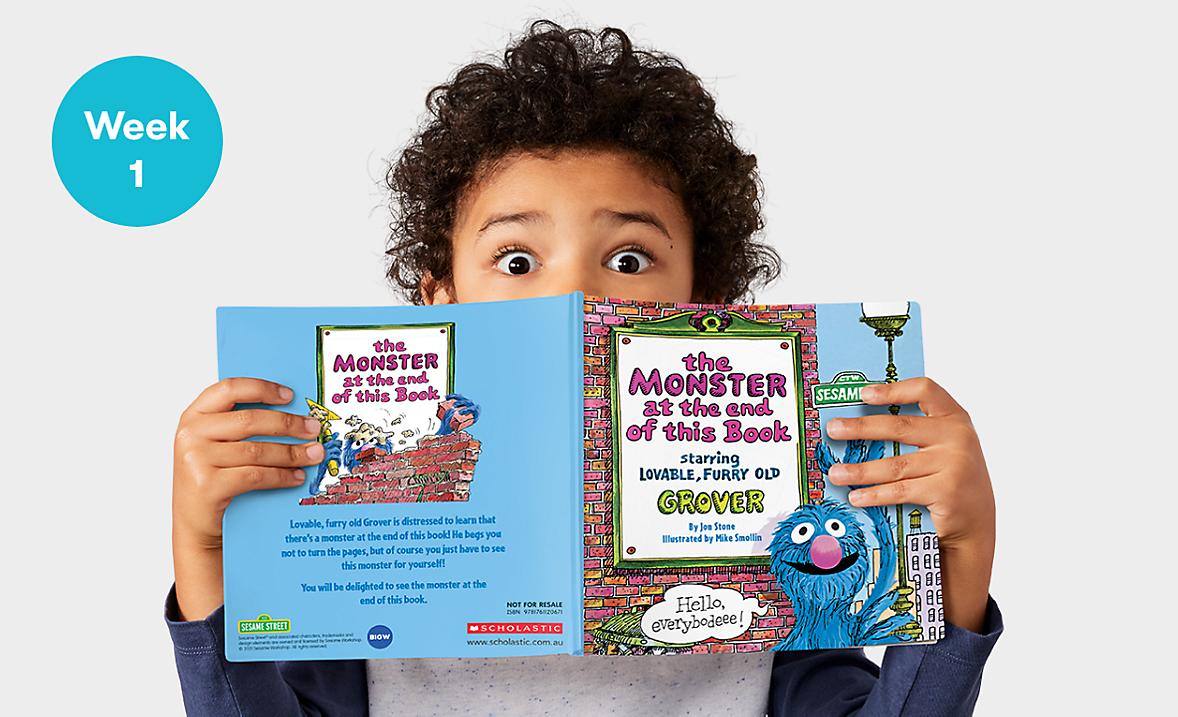 Free books for kids week 1