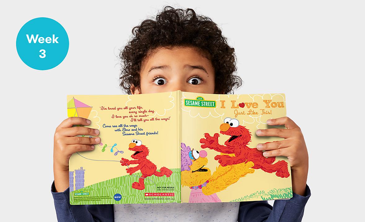 Free books for kids week 3