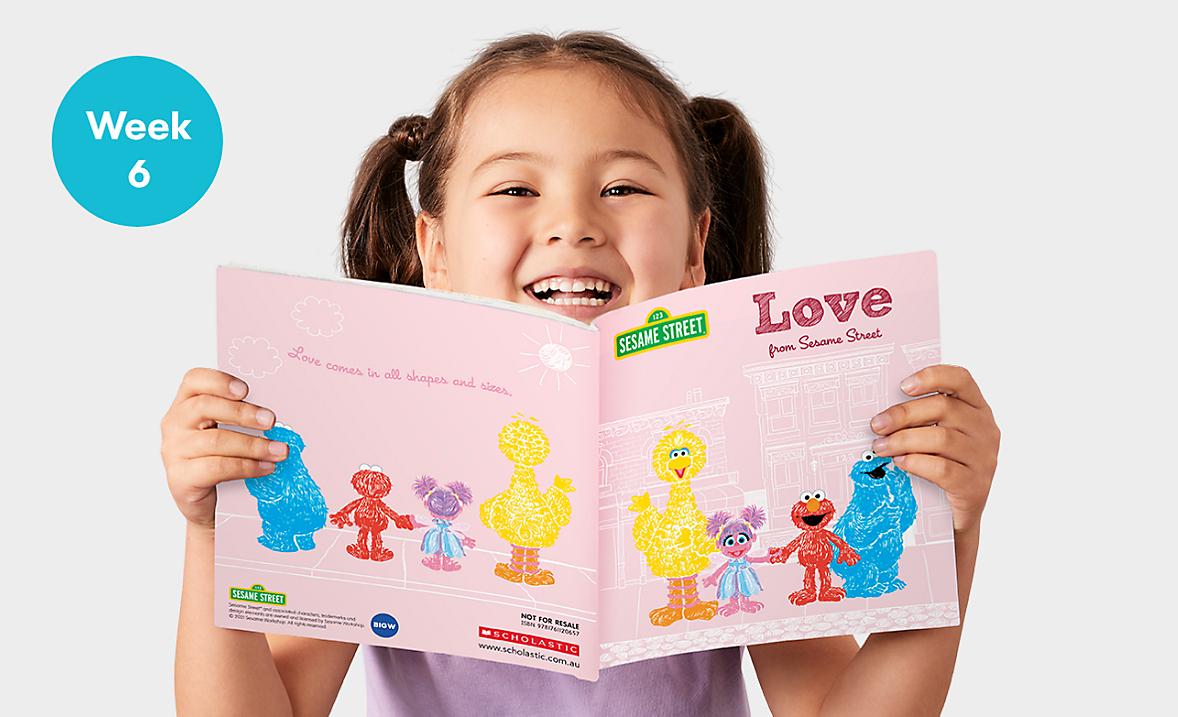 Free books for kids week 6