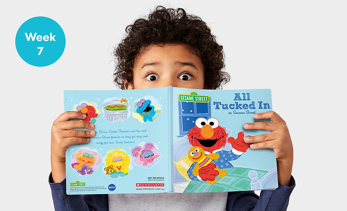 Free books for kids week 7
