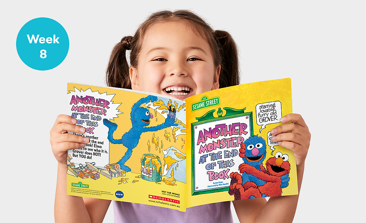 Free books for kids week 8