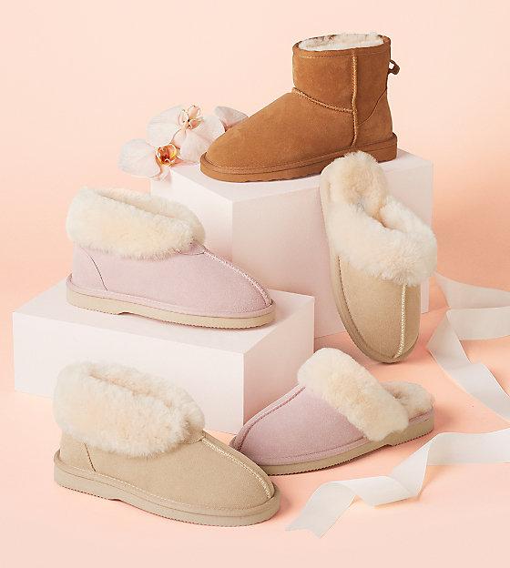Slippers for Mum