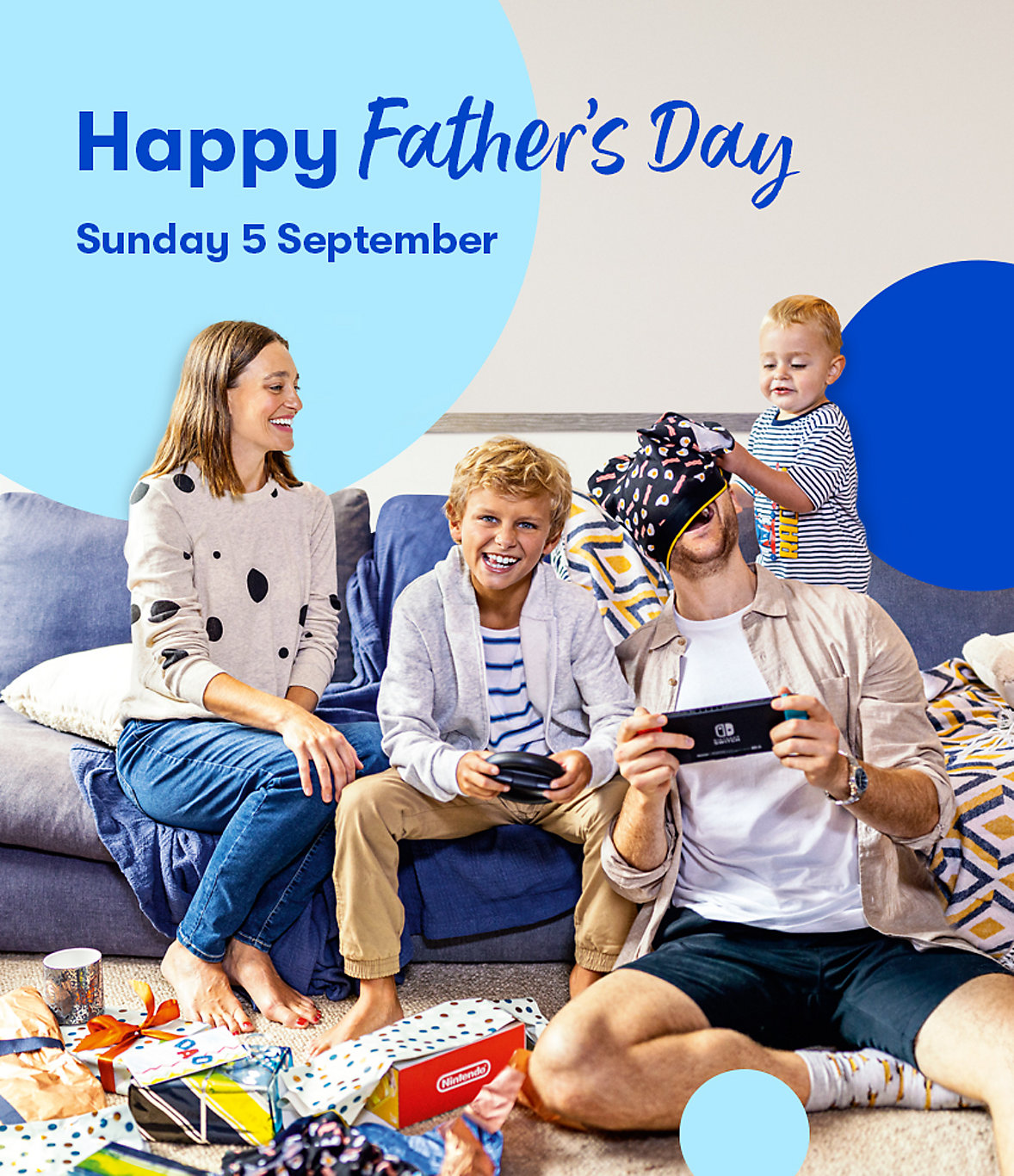 Get ready for Father's Day! Shop the best gifts for Dad ready for Sunday 5th September