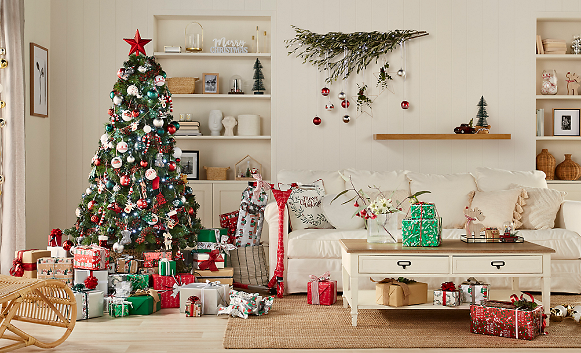 Explore Classic Christmas Range - Glitter Free