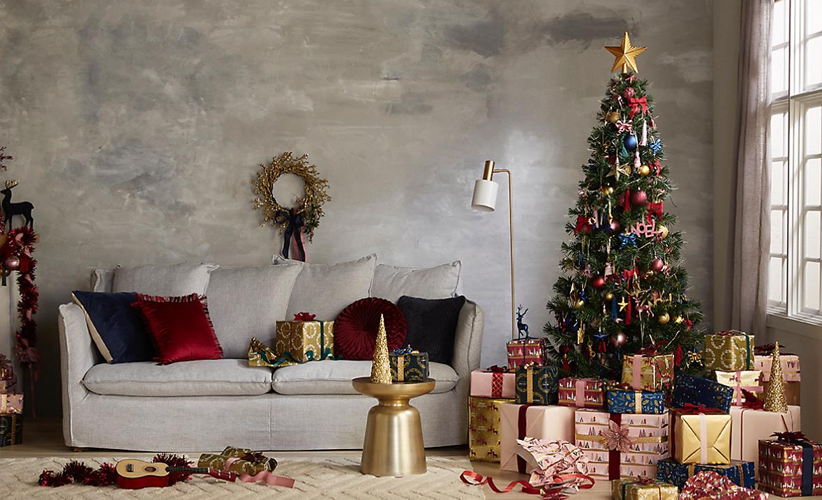 Explore Parisian Christmas Range