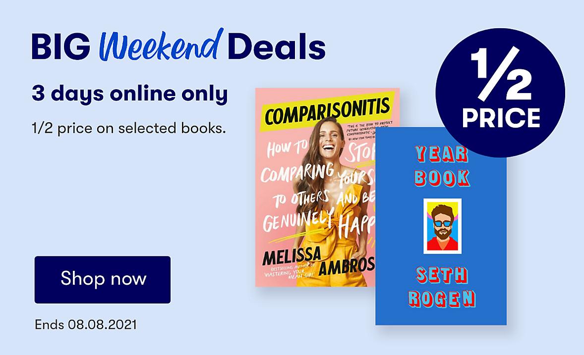 Online Only Big Weekend Deals Book Deals