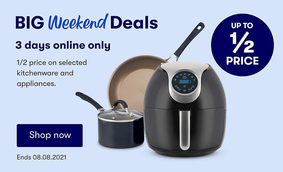 Online Only Big Weekend Deals Home Deals