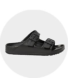 Boys Black Slides