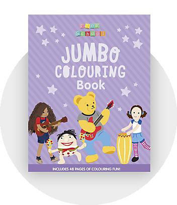 Shop Kids $4 Colouring Books