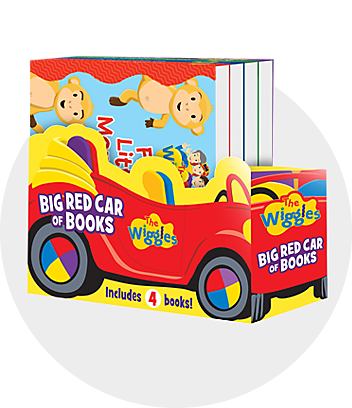 Shop The Wiggles Books