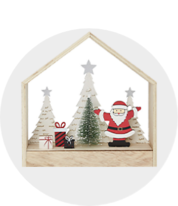Shop Classic Christmas Home Decorations