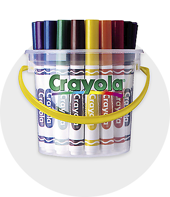 Shop Crayola Markers