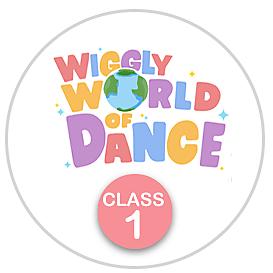 Wiggles Dance Class 1 Series 1