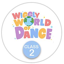 Wiggles Dance Class 2 Series 1