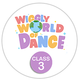 Wiggles Dance Class 3 Series 1