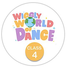 Wiggles Dance Class 4 Series 1