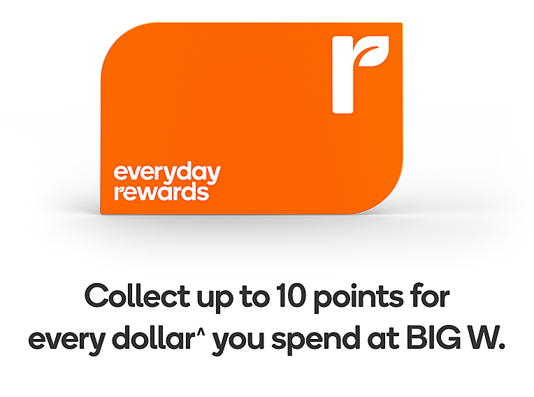 Everyday Rewards collect up to 10 points mobile banner
