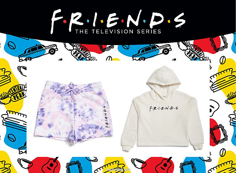 Friends clothing