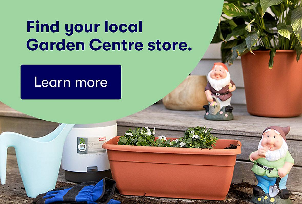 BIG W garden centre